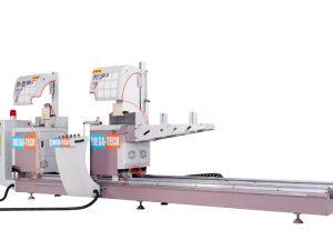 Máy cắt nhôm 2 đầu M450 CNC 14