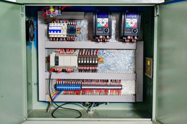 Máy uốn vòm CNC Faster 8