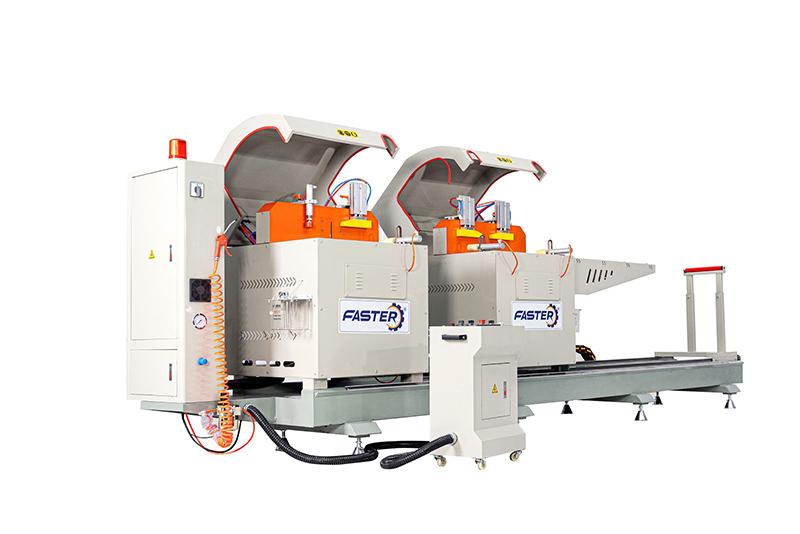 Thiết kế máy cắt nhôm đạt tiêu chuẩn chất lượng hàng đầu