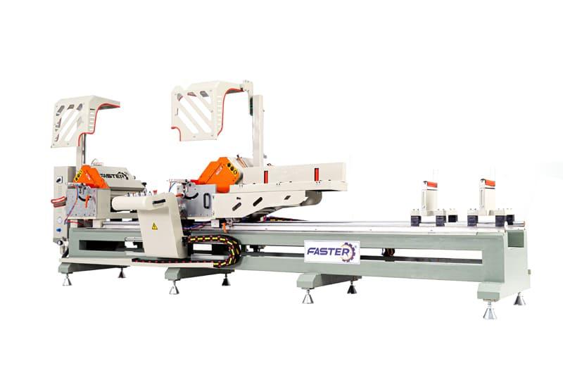 Chức năng của máy cắt nhôm 2 đầu Genma F99