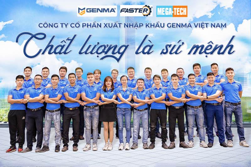 Genma Việt Nam luôn cố gắng để Quý khách hàng hài lòng về chất lượng sản phẩm